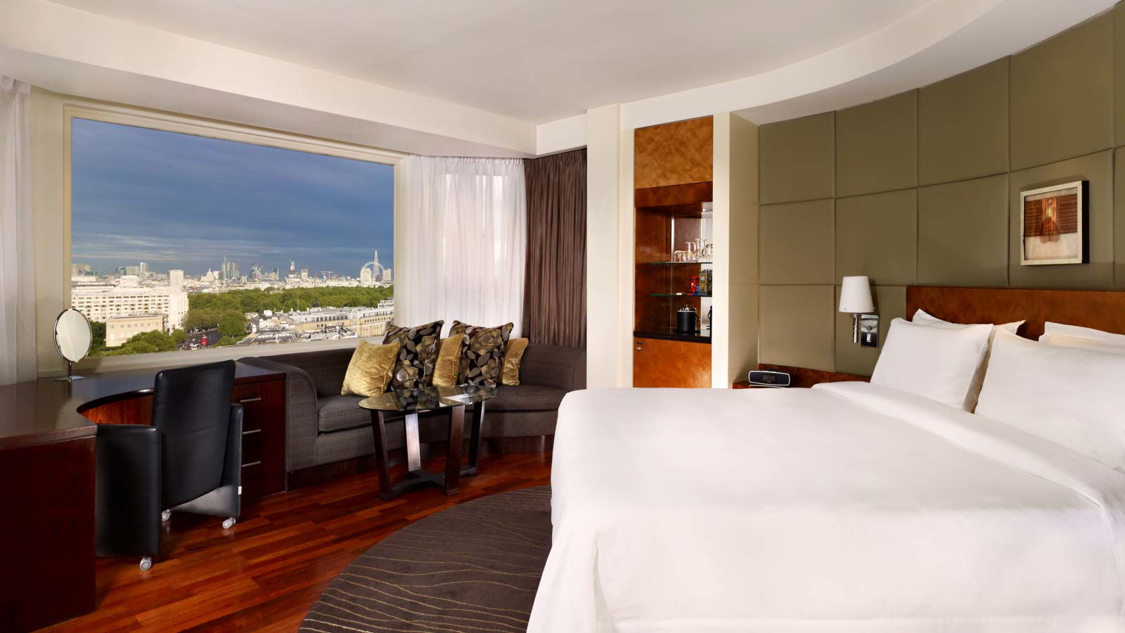 Panoramic Rooms