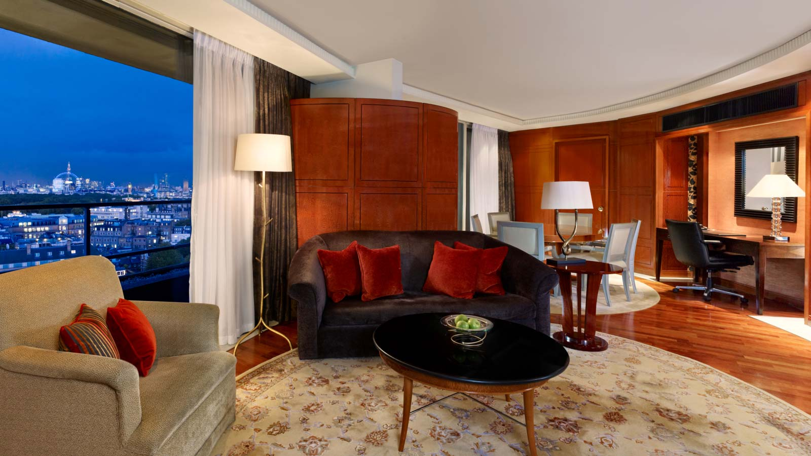 The Westminster Penthouse Suite