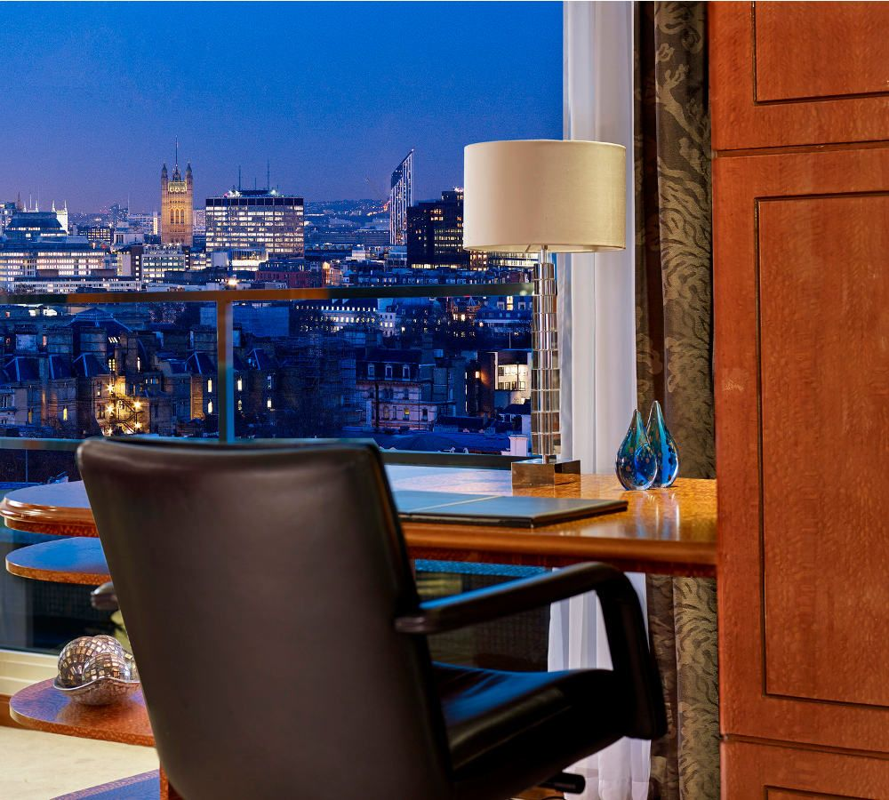 Suites with a View at The Park Tower Knightsbridge