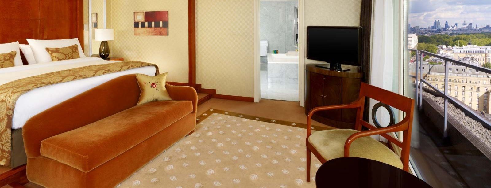London Hotel Suites With 2 Bedrooms Lowndes Park Tower Knightsbridge